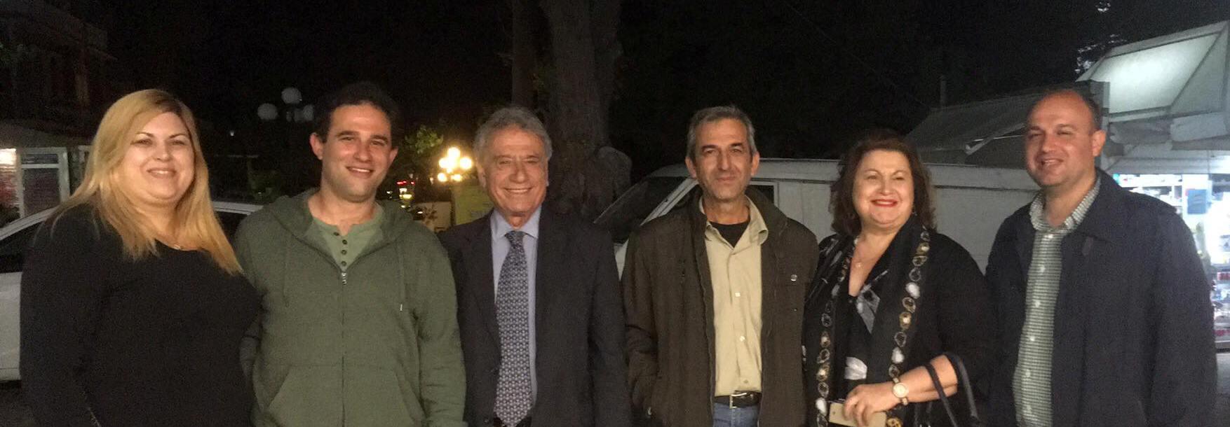 Με υποψηφίους της Π.Ε. Κεφαλονιάς