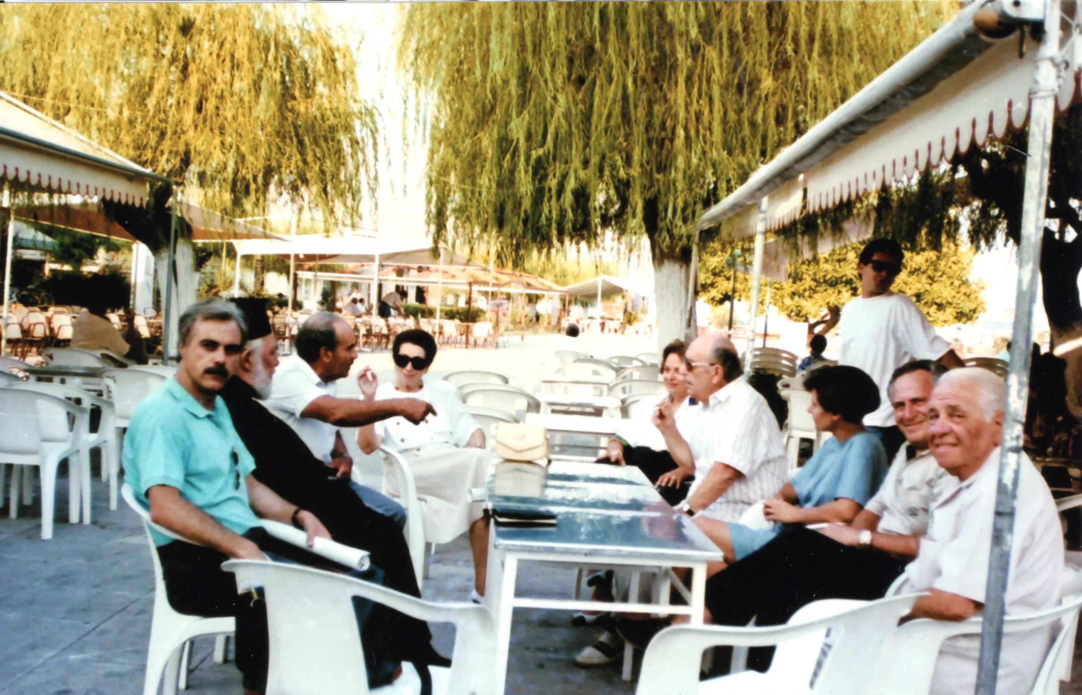 3. Ληξούρι πλατεία