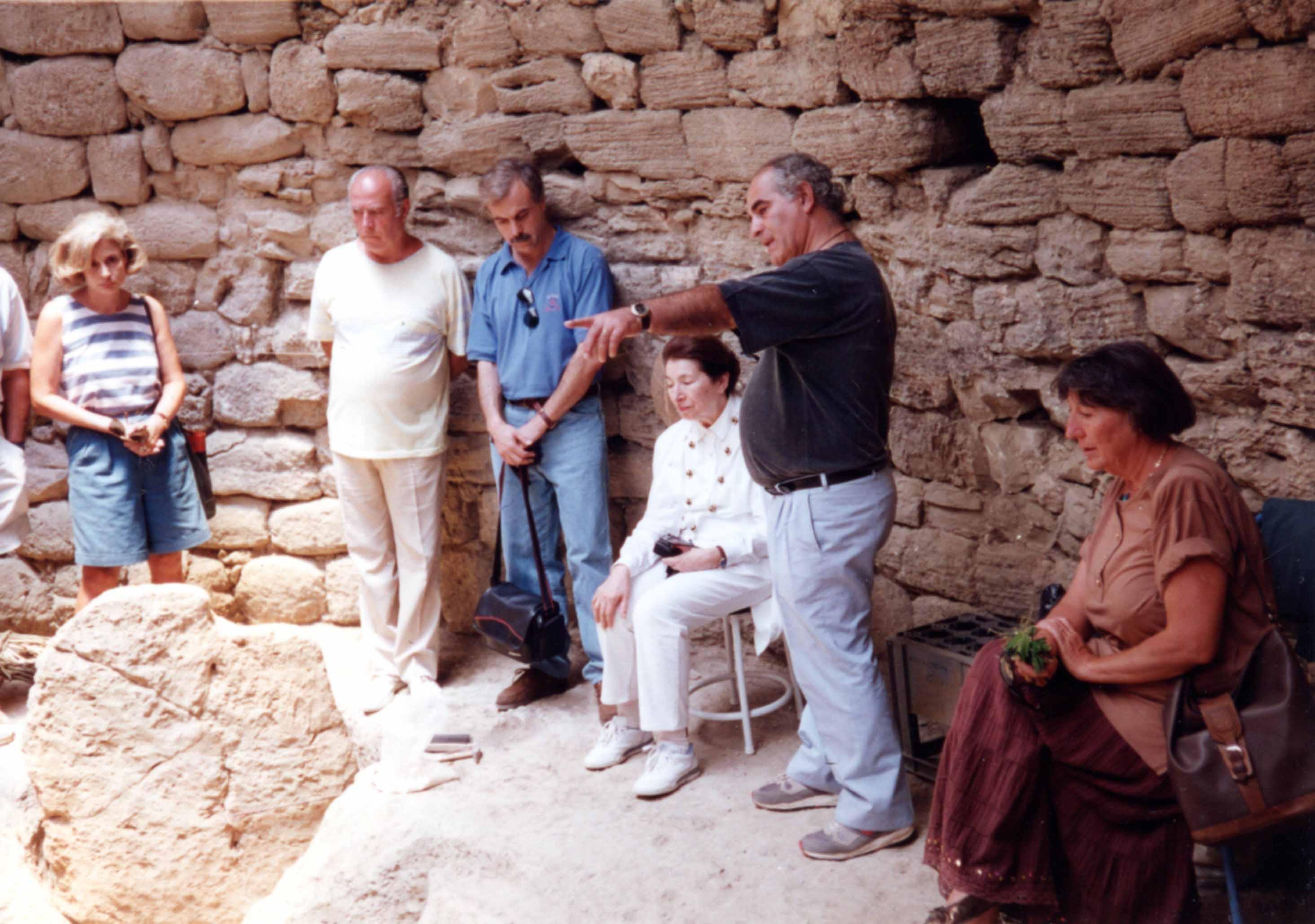 4. Μυκηναϊκός τάφος