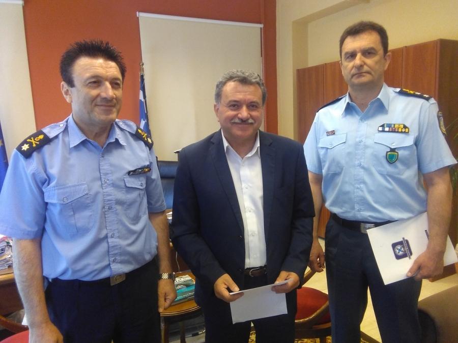 1,5 εκ. ευρώ από την ΠΙΝ για τον εξοπλισμό της Αστυνομίας και της Πυροσβεστικής στα Ιόνια Νησιά