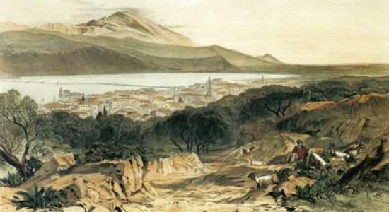 Ένας ταξιδιώτης στην Κεφαλονιά του 1840