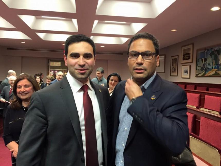 Δυο Κεφαλονίτες βουλευτές του Καναδά!