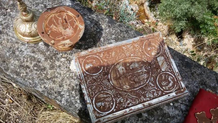 Η ιστορία της θαυματουργής εικόνας της Αγίας Βαρβάρας που χάθηκε στην θεομηνία