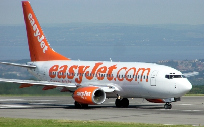EASYJET: Starts with 2 flights per week on the Kefalonia - Berlin route
