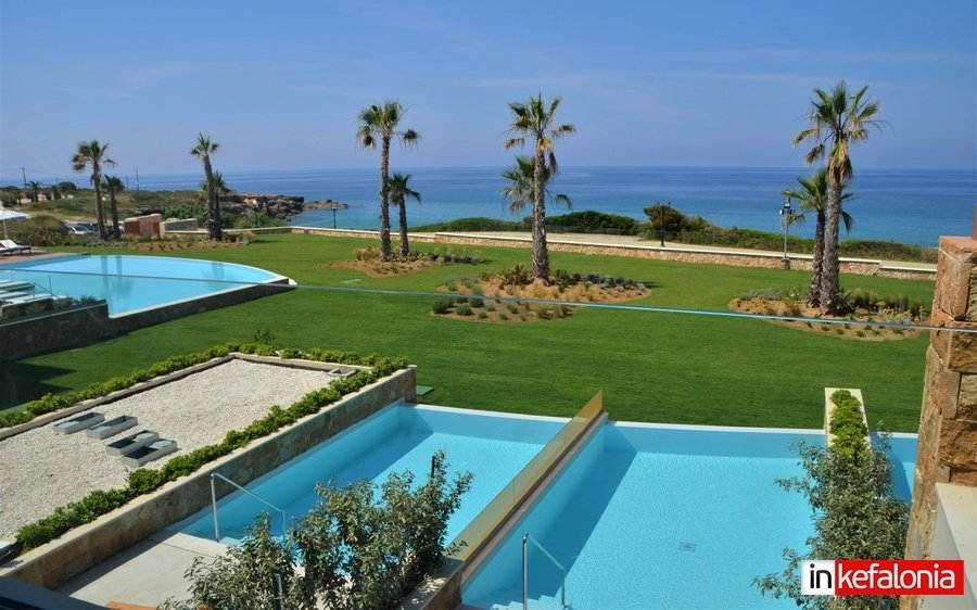 Άνοιξε τις πύλες του το νέο 5αστερο ξενοδοχείο Electra Kefalonia Hotel & Spa (εικόνες)