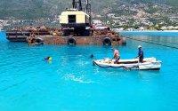 Λευκάδα: Σε εντατικούς ρυθμούς η εξέλιξη των εργασιών για τον Προβλήτα στο Λιμάνι Βασιλικής (εικόνες)