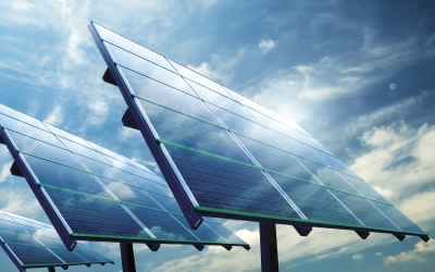 1st photovoltaic system in Kefalonia with net-metering.