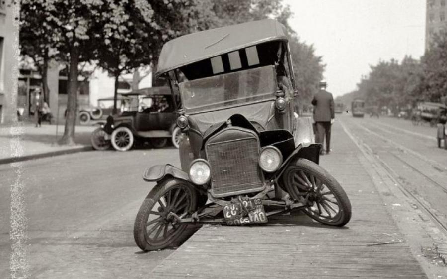 Το πρώτο θύμα τροχαίου στην Ελλάδα ήταν από την Κεφαλονιά - Όταν υπήρχαν μόλις επτά αυτοκίνητα!