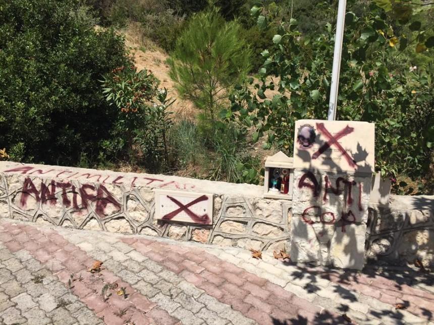 Απάντηση του γιού του πιλότου Στέργιου Κωτούλα, ως προς την βεβήλωση του μνημείου του πατέρα του