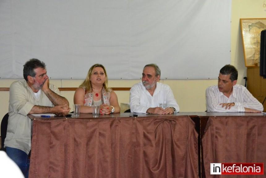 Ο Πρέσβης της Κούβας στην Κεφαλονιά: «Ευχαριστώ για την αλληλεγγύη στον Κουβανικό λαό»