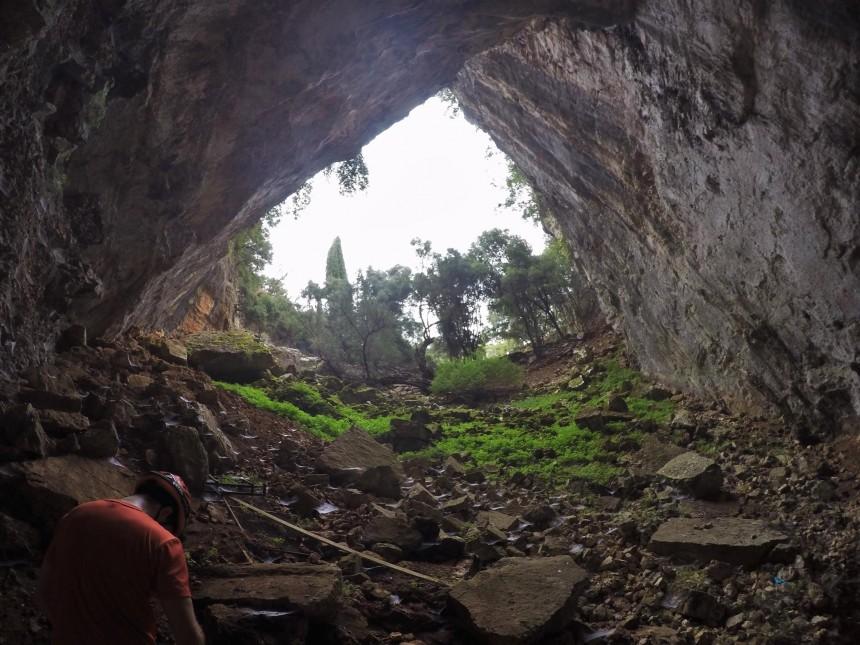 Τα εντυπωσιακά σπήλαια Χιριδόνι και Σωτήρα στην Κεφαλονιά (εικόνες)
