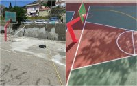 Νέο μεγάλο έργο στα Διλινάτα: Ανακαινίστηκε πλήρως ο προαύλιος χώρος του Δημοτικού Σχολείου και Νηπιαγωγείου (εικόνες)