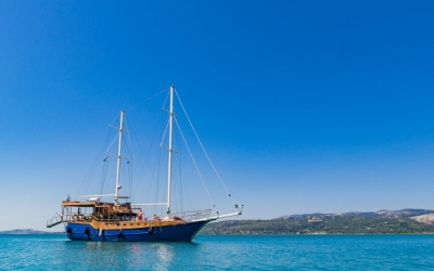 EYPLOIA-PABLO : The impressive craft that is changing cruise standards in Kefalonia