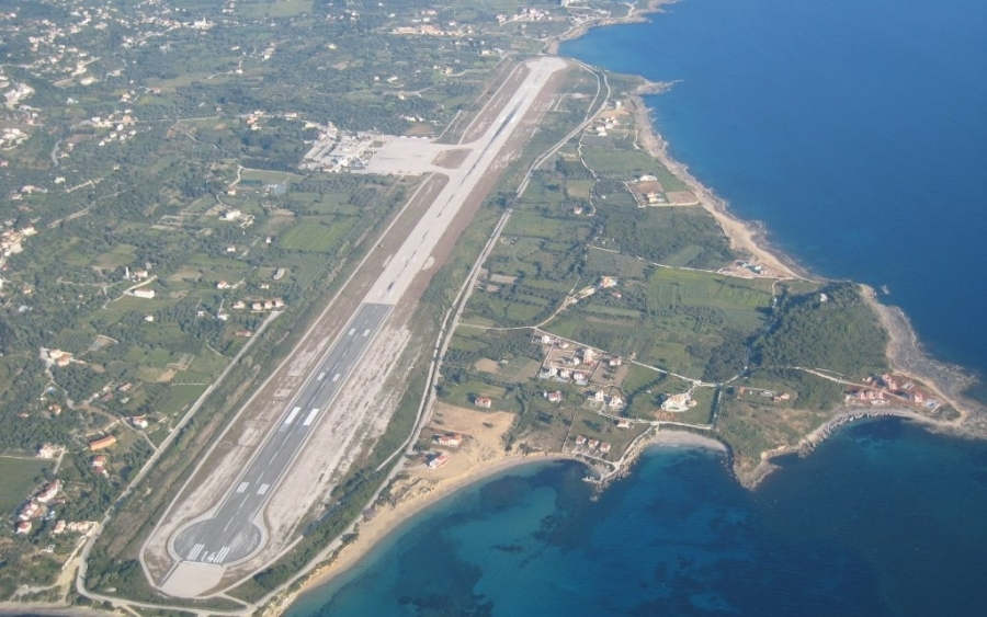 Fraport: Building permit for Kefalonia airport was issued