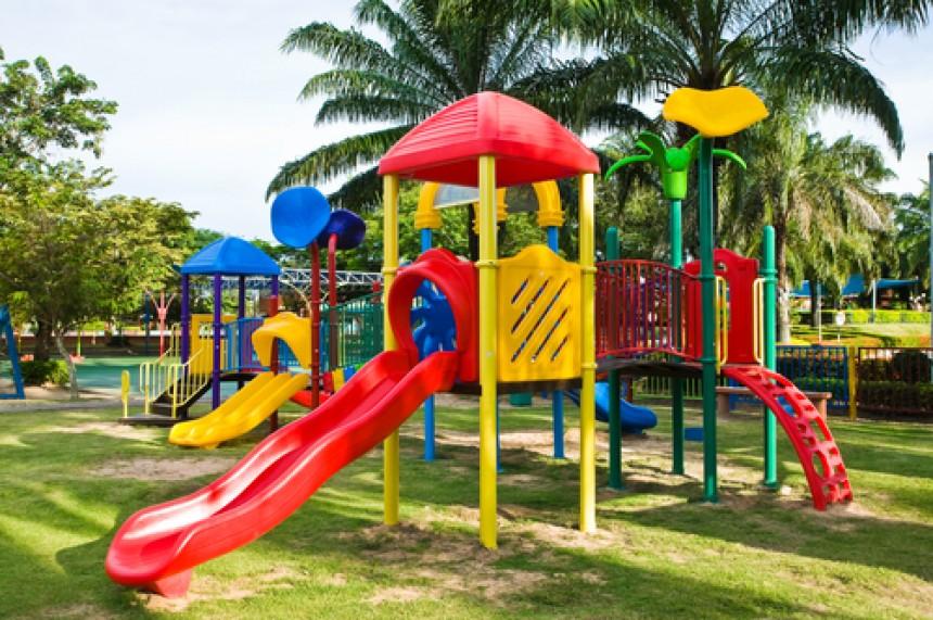 Νέες παιδικές παιδικές χαρές σε όλες τις Δημοτικές Ενότητες