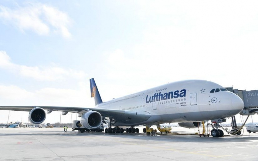 Lufthansa: Two new destinations in Greece for summer 2020 now bookable