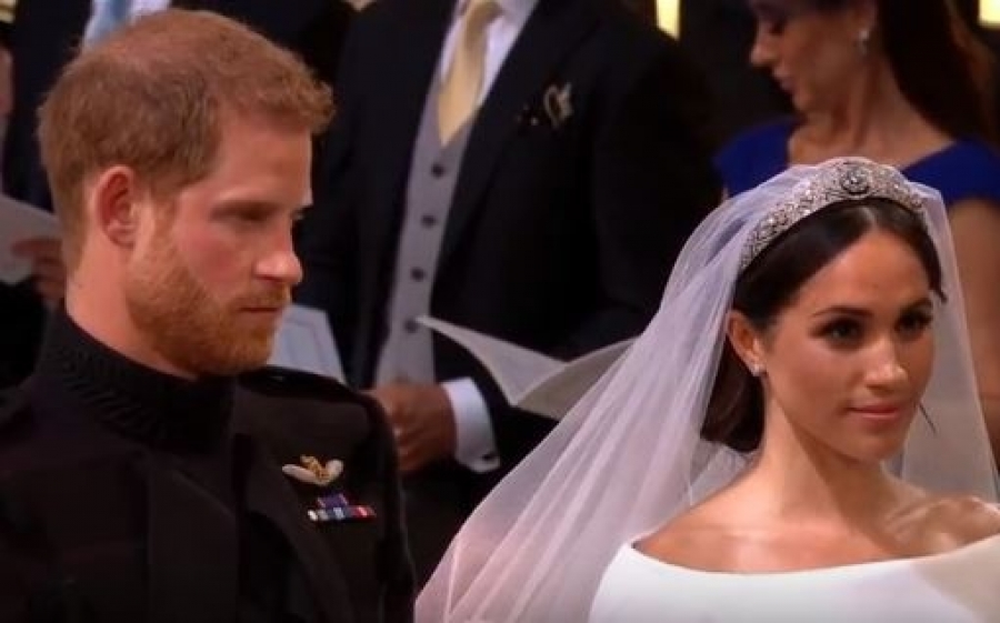WATCH LIVE: Prince Harry and Meghan Markle Royal Wedding