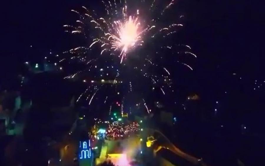 Μαγική Ανάσταση στα Διλινάτα! (video drone)