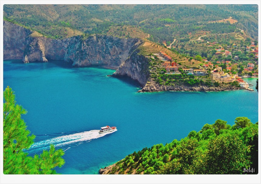 10 Reasons why to visit Kefalonia