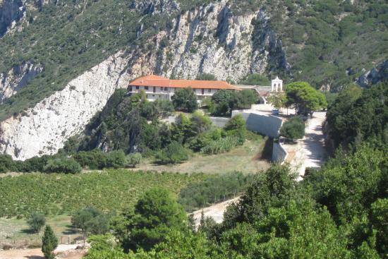 Kipouraion Monastery