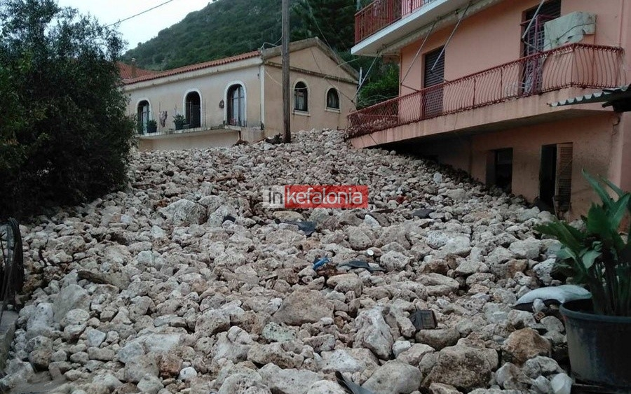 Νύφι: Μεγάλες ζημιές από την κακοκαιρία (εικόνες)