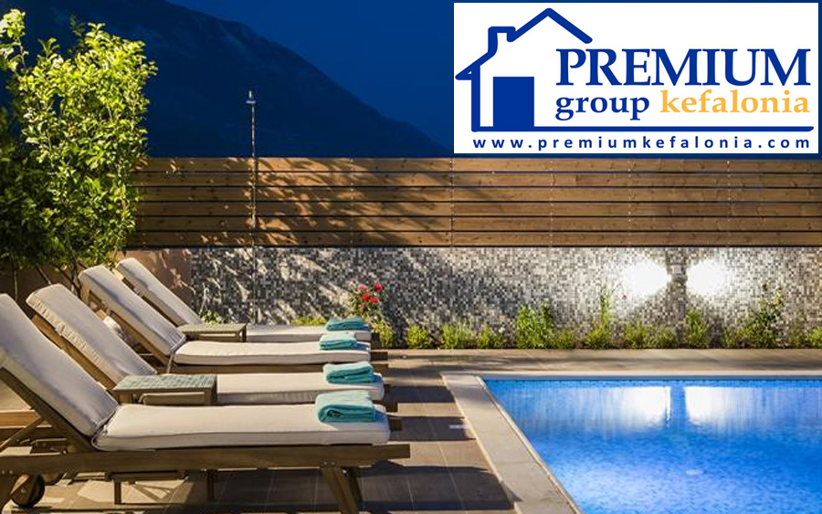 Are you looking for a complete package regarding a property in Kefalonia? Visit PREMIUM GROUP