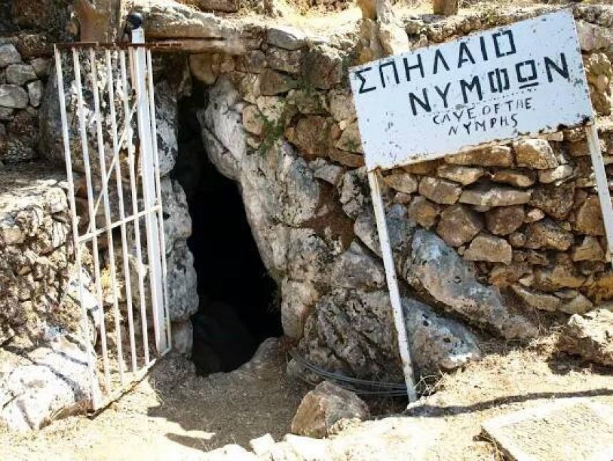 32.500€ για την αποκατάσταση του σπηλαίου των Νυφών στην Ιθάκη