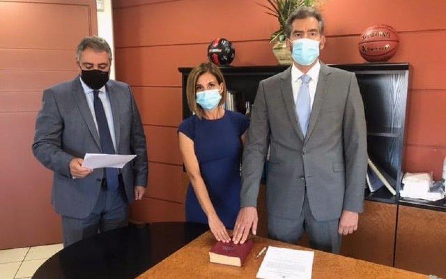Ορκίστηκαν οι νέοι διοικητές των Νοσοκομείων Αργοστολίου & Ληξουρίου (upd)